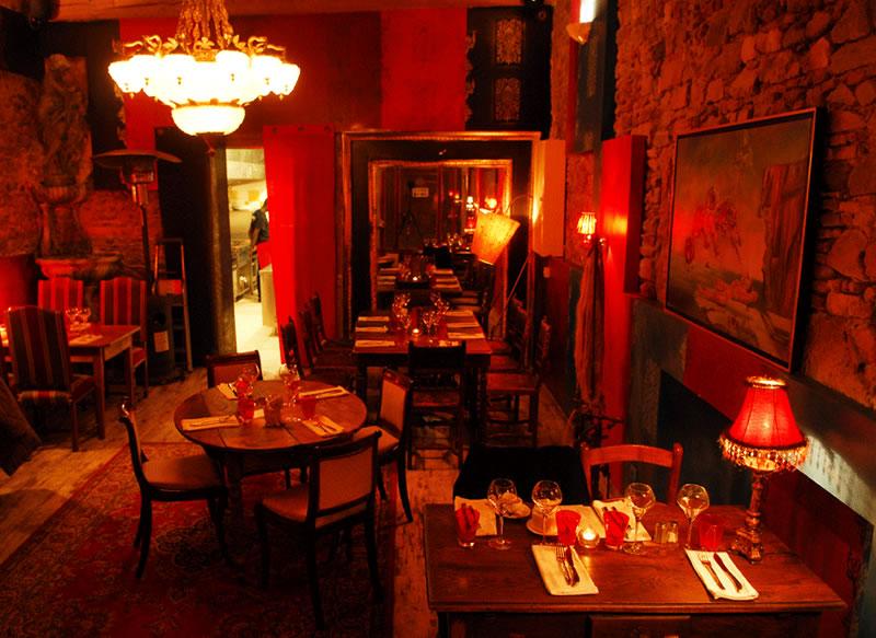 Rue Restaurant Aix En Provence