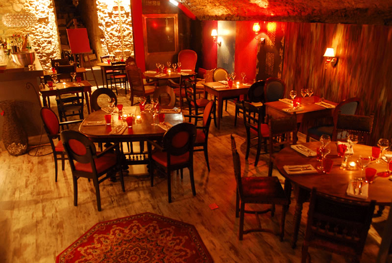 Photos du restaurant la chim re dans le vieux lyon for Restaurant la cuisine dax